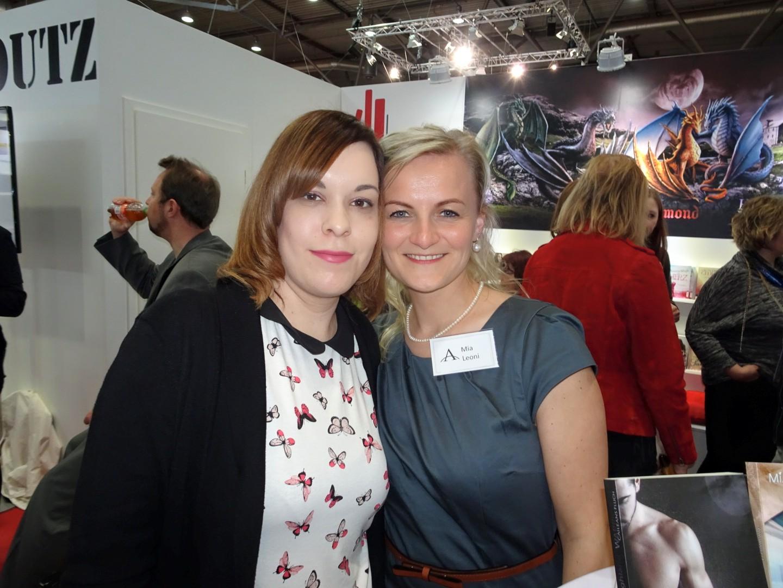 Mandy Töwe und ich