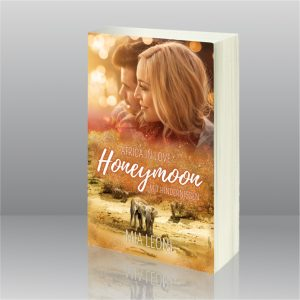 Cover Africa in Love - Honeymoon mit Hindernissen