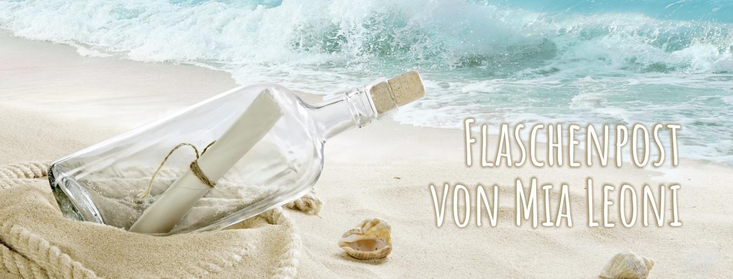 Flaschenpost - Mia Leoni